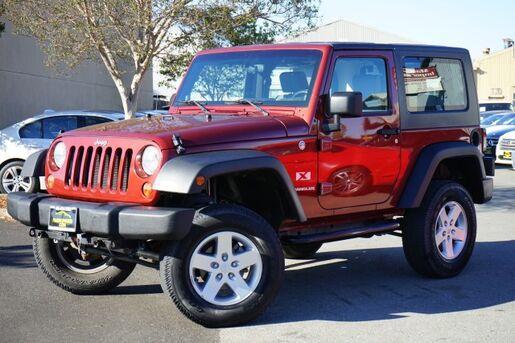 2008_Jeep_Wrangler_X_ San Rafael CA