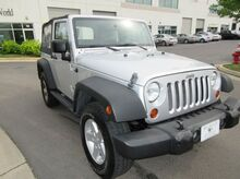 2008_Jeep_Wrangler_X_ Chantilly VA