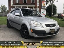 2008_Kia_Rio_EX-$67Wk-HeatdSeats-FuelEfficient-Cruise-A/C_ London ON