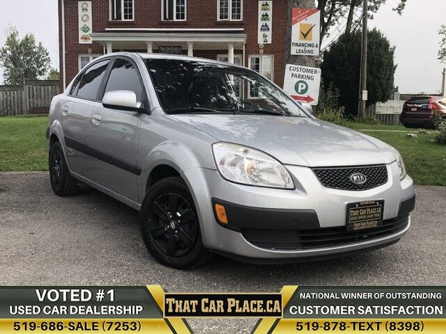 2008 Kia Rio EX|$67Wk|Htd Seats|Fuel Efficient|Cruise|A/C London ON