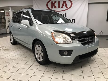 2008_Kia_Rondo_EX w/3rd Row FWD 2.4l *HEATED SEATS/CRUISE/FOG LIGHTS*_ Edmonton AB