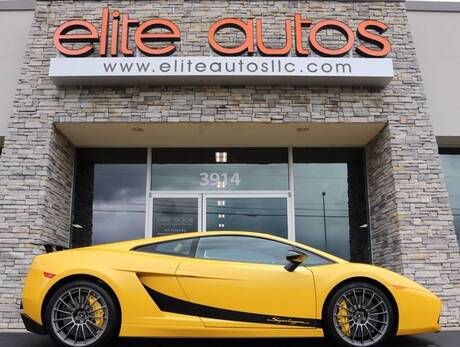 2008 Lamborghini Gallardo Superleggera AWD 2dr Coupe Jonesboro AR