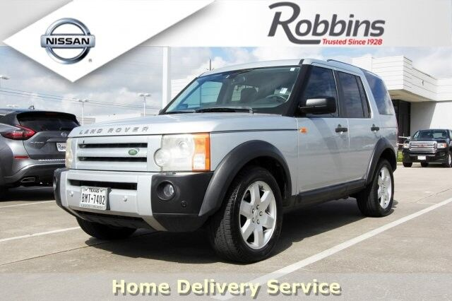 2008 Land Rover LR3 HSE Houston TX