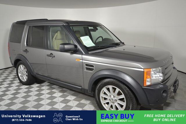 2008 Land Rover LR3 V8 SE Seattle WA