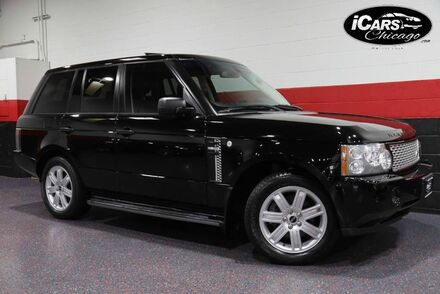 2008_Land Rover_Range Rover_HSE 4dr Suv_ Chicago IL