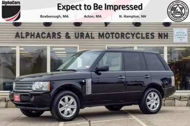 2008_Land Rover_Range Rover_HSE_ Boxborough MA