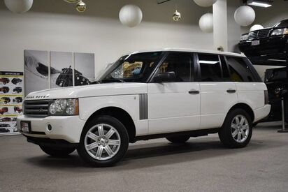 2008_Land Rover_Range Rover_HSE_ Boston MA
