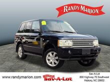 2008_Land Rover_Range Rover_HSE_ Hickory NC