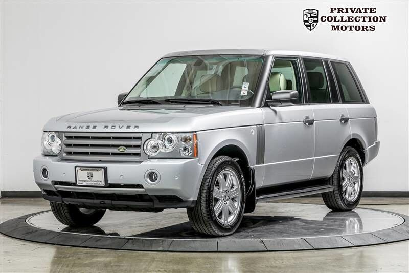 2008_Land Rover_Range Rover_HSE One Owner 13k Original Miles_ Costa Mesa CA