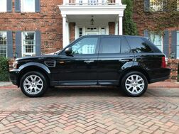 2008_Land Rover_Range Rover Sport_HSE 2-owners LOADED. NEW LAND ROVER TRADE. AWESOME CONDITION. MUST C!_ Arlington TX