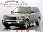 2008 Land Rover Range Rover Sport HSE AWD
