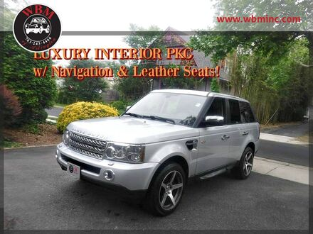 2008_Land Rover_Range Rover Sport_HSE_ Arlington VA