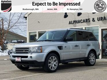 2008_Land Rover_Range Rover Sport_HSE_ Boxborough MA