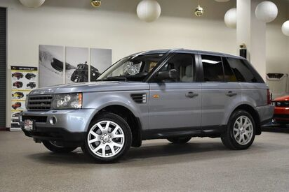 2008_Land Rover_Range Rover Sport_HSE_ Boston MA