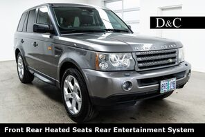 2008_Land Rover_Range Rover Sport_HSE Front Rear Heated Seats Rear Entertainment System_ Portland OR