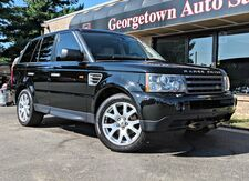 2008_Land Rover_Range Rover Sport_HSE_ Georgetown KY
