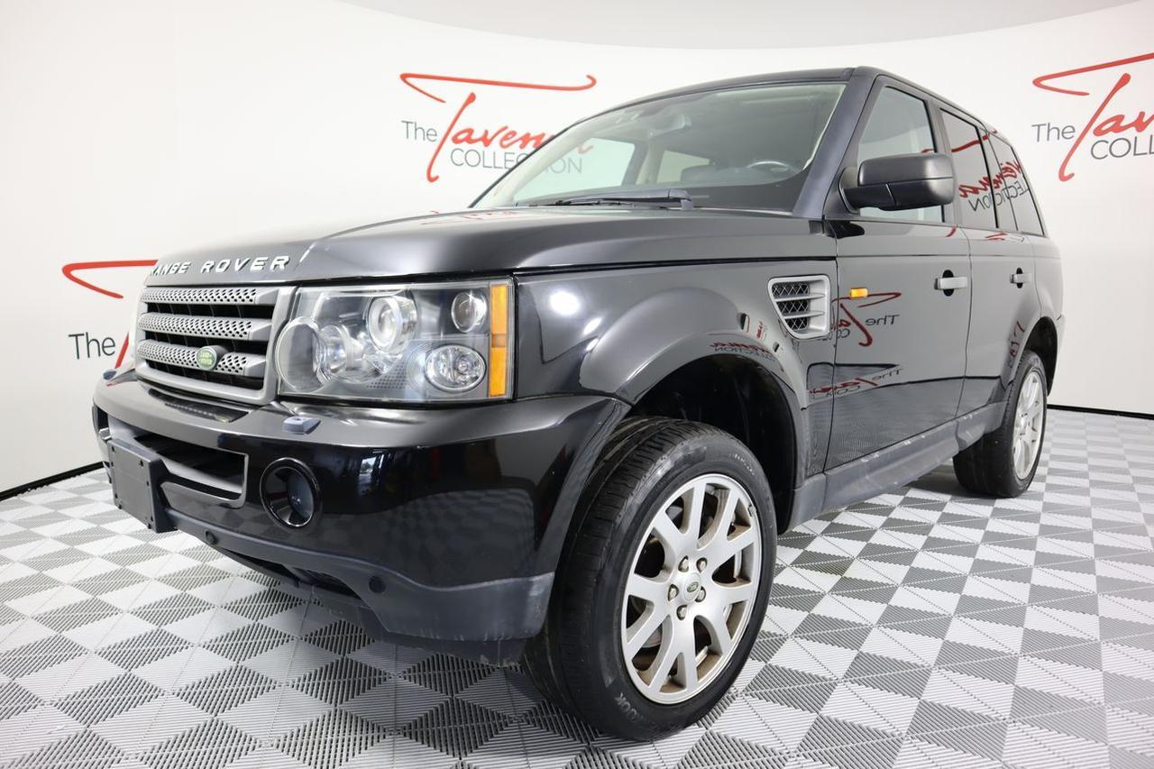 2008 Land Rover Range Rover Sport HSE Sport Utility 4D Hollywood FL