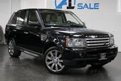 2008 Land Rover Range Rover Sport SC Navi Rear TV's Range Stormer Wheels