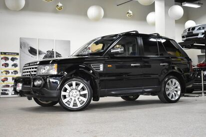 2008_Land Rover_Range Rover Sport_Supercharged_ Boston MA