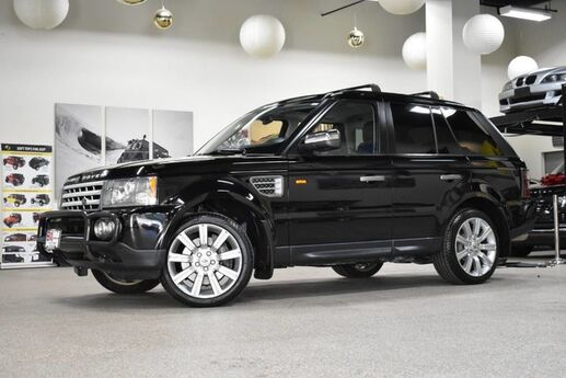 2008 Land Rover Range Rover Sport Supercharged Boston MA