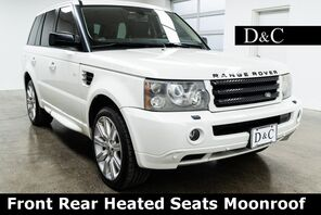 2008_Land Rover_Range Rover Sport_Supercharged Front Rear Heated  Seats Moonroof_ Portland OR