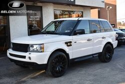 Land Rover Range Rover Sport Supercharged SC 2008