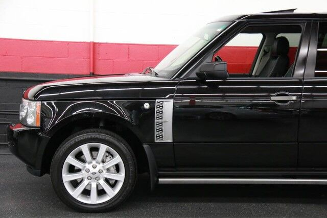 2008 Land Rover Range Rover Supercharged 4dr Suv Chicago IL