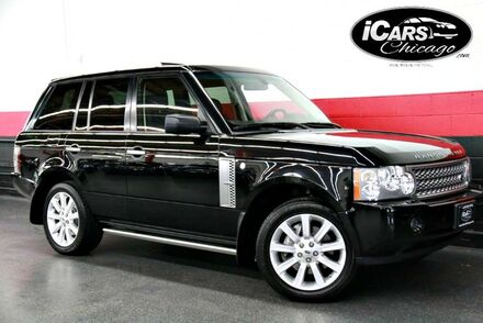 2008_Land Rover_Range Rover_Supercharged 4dr Suv_ Chicago IL