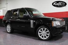 2008 Land Rover Range Rover Supercharged 4dr Suv