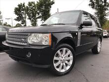 2008_Land Rover_Range Rover_Supercharged_ Raleigh NC