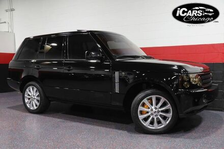 2008_Land Rover_Range Rover_Supercharged WestMinister Edtion 4dr Suv_ Chicago IL