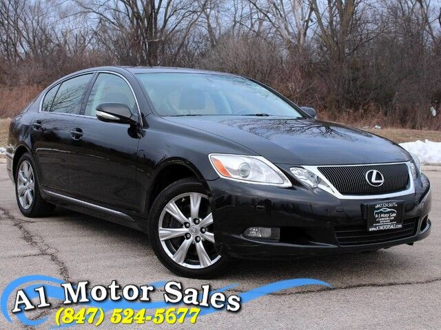 2008 Lexus GS 350 AWD 1 Owner Schaumburg IL