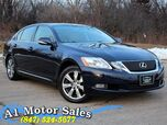 2008 Lexus GS 350 AWD 1 Owner