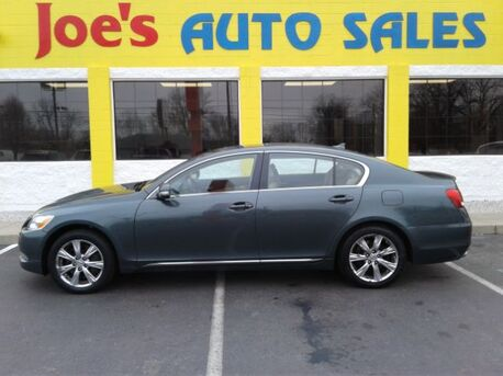 2008_Lexus_GS_GS 350 AWD_ Indianapolis IN