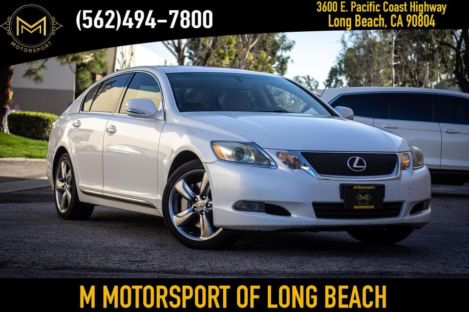 2008_Lexus_GS_GS 350 Sedan 4D_ Long Beach CA