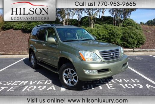 2008 Lexus GX470 w/DVD Entertainment  Marietta GA