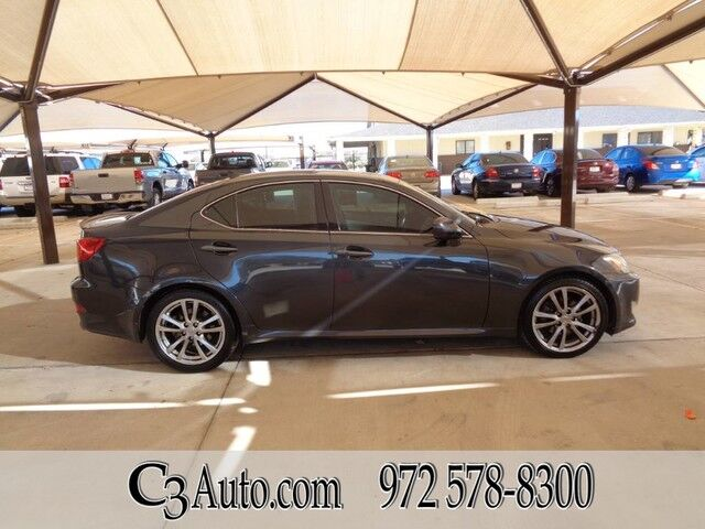 2008 Lexus IS 250  Plano TX