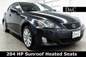 2008_Lexus_IS_250 204 HP Sunroof Heated Seats_ Portland OR