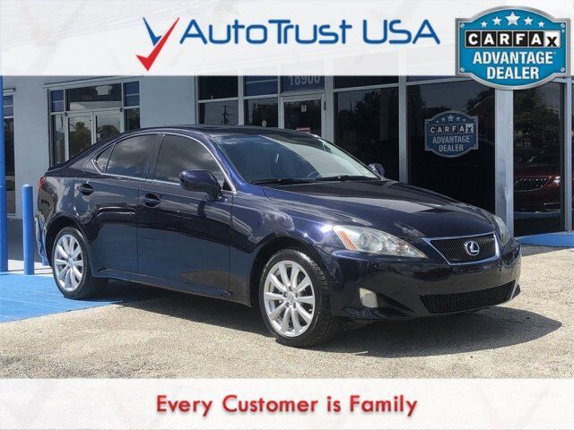 2008 Lexus IS 250 250 Value Lot Miami FL