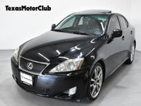 Lexus IS 250 4dr Sport Sdn Man RWD 2008