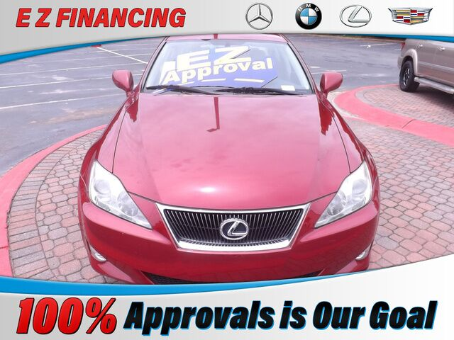 2008 Lexus IS 250 SPORT