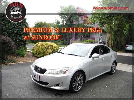 2008_Lexus_IS 250_w/ Premium Package_ Arlington VA