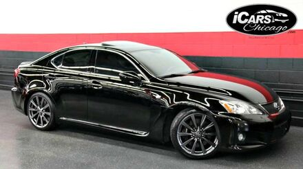 2008_Lexus_IS F_4dr Sedan_ Chicago IL