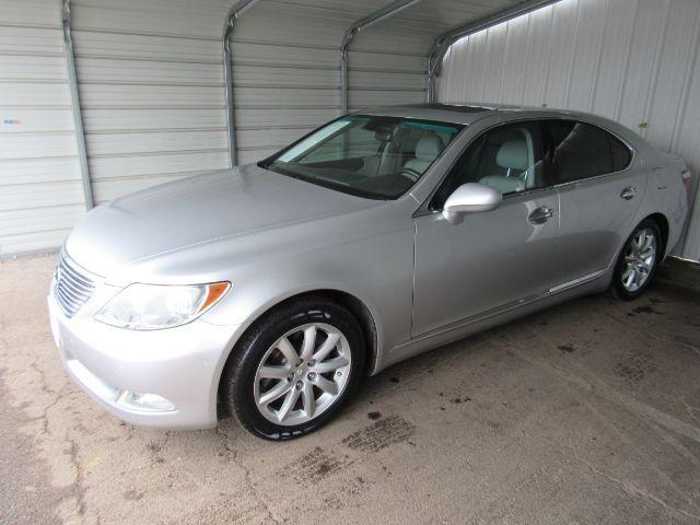 2008 Lexus LS 460 Luxury Sedan Dallas TX