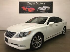 Lexus LS 460 One Owner Low miles Comfort Pkg Heated&Cooled seats 2008
