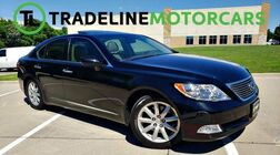 2008_Lexus_LS 460_SUNROOF, NAVIGATION, LEATHER, AND MUCH MORE!!!_ CARROLLTON TX