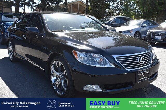 2008 Lexus LS 460 Seattle WA