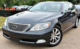 2008_Lexus_LS 460_w/ NAVIGATION & LEATHER SEATS_ Lilburn GA