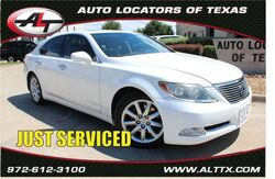2008_Lexus_LS 460 with NAVIGATION__ Plano TX