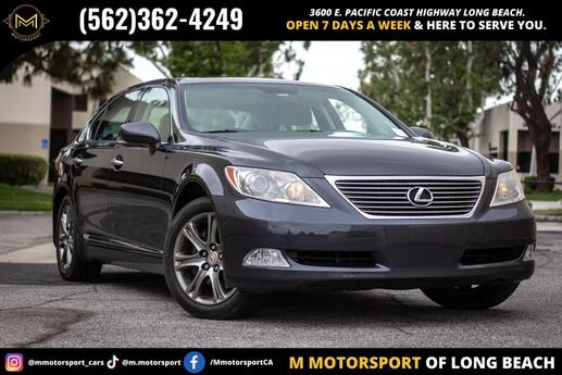 2008 Lexus LS LS 460 L Sedan 4D Long Beach CA